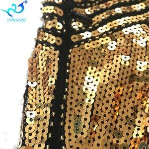 Image 5 - Feminino vintage 1920s vestido ótimo gatsby flapper lantejoulas miçangas franja bordado retro charleston weeding cocktail