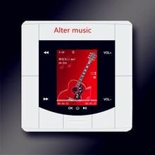Nueva Home Theater 5.1 Music System 86 Panel de montaje en pared amplificador Home Cinema Audio reproductor de 110 – 220 V / USB / Bluetooth altavoz del techo