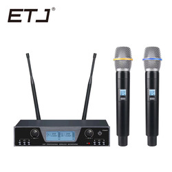 the new model QLXD4 2 uhf wireless mic system professional. single stage performance. real diversity,1 years free warranty