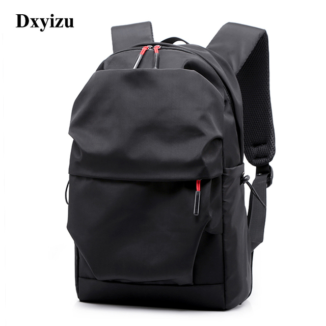 Pleated Casual School Backpack