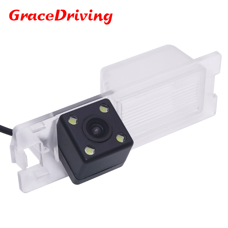 Waterproof Reversing Rear View Camera For Fiat Bravo Grande Punto Avventura  Car CCD HD Night Vision Reverse Vehicle Free Ship