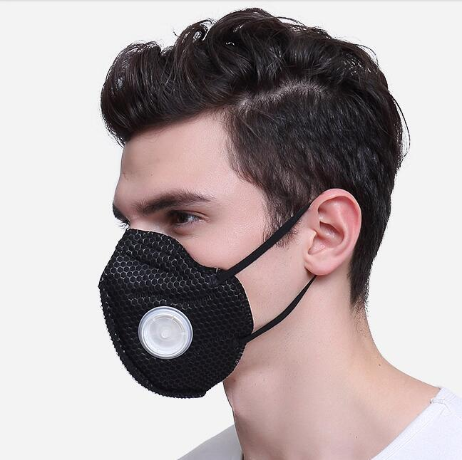 Mask PM2.5 Activated Carbon Anti-fog And Formaldehyde Spray Paint 10piece