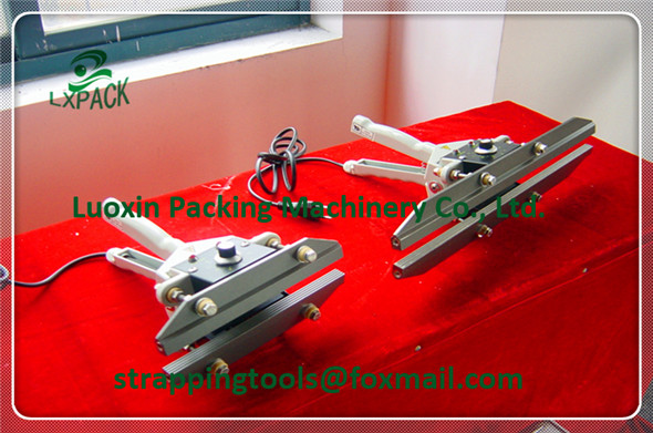 LX-PACK Lowest Factory Price impulse foot bag sealers constant heat foot sealers 8