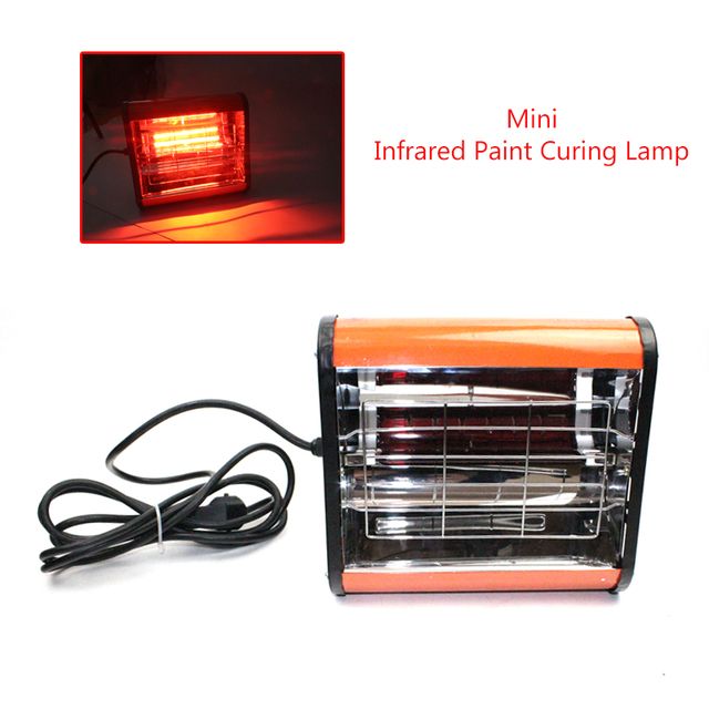 Portable hand -held Car Paint Lamp Infrared Paint Curing Lamp
