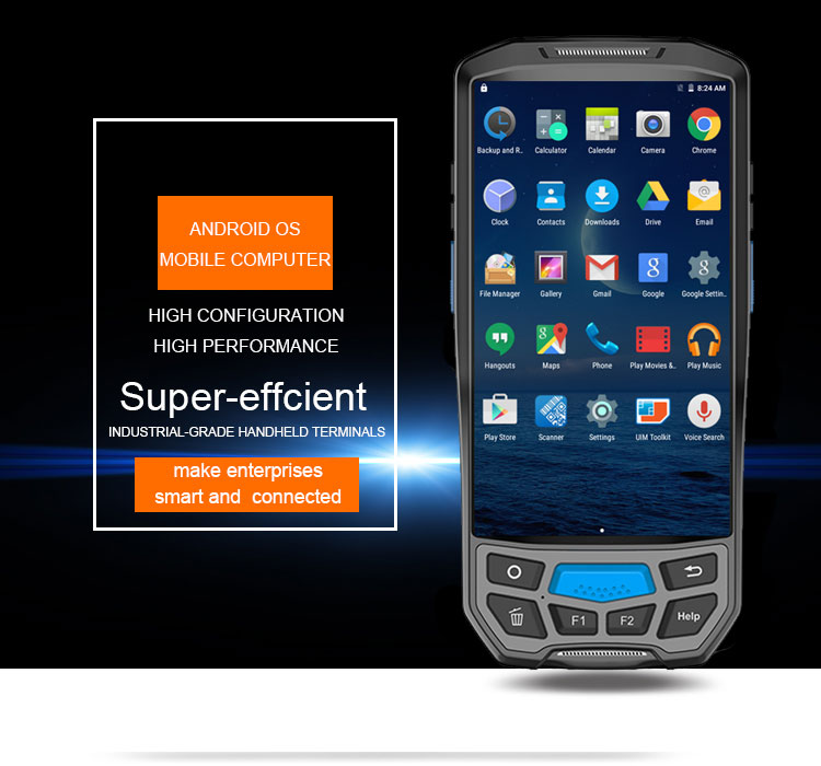 CARIBE PL 50L wifiblue tooth4G acidentada android
