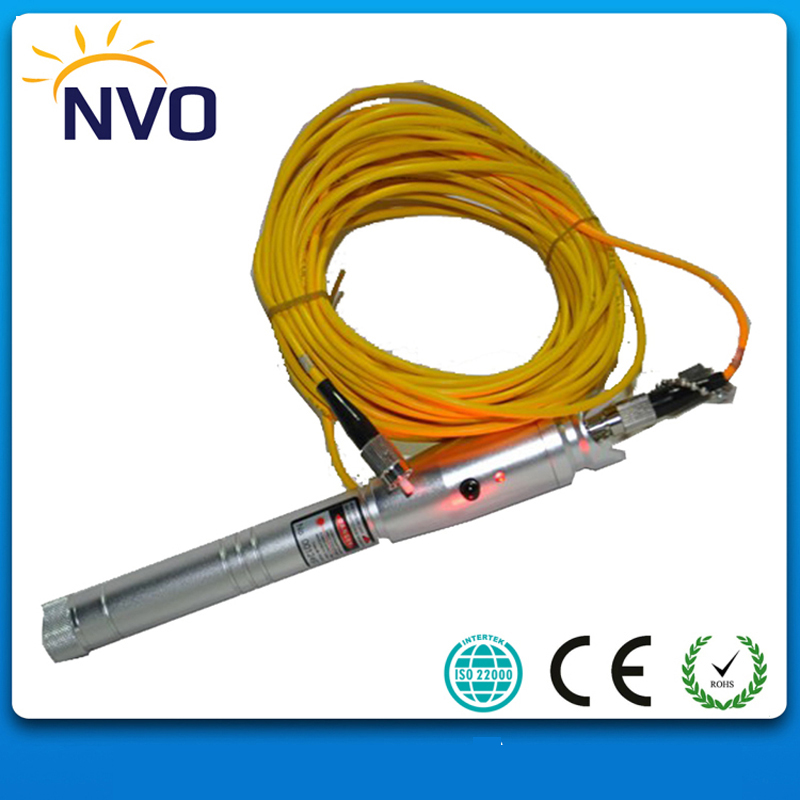 Free Shipping 20mW Visual Fault Locator Fiber Optic Cable Tester 15KM Test Laser