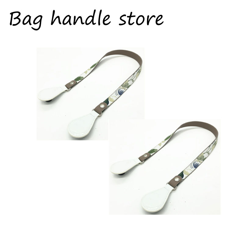 New Long Short Flat Handles with drop end for Obag Handle Removable Drop End for O Bag женский шарф l425