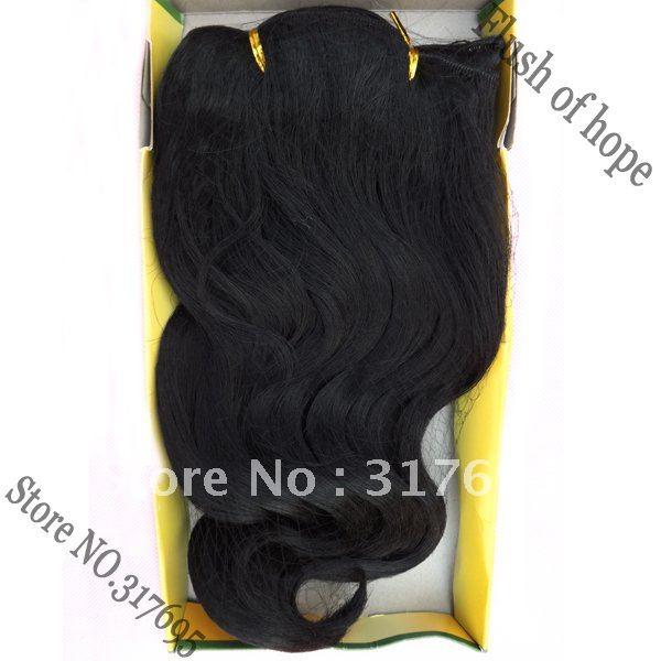 Free Shipping Angels Daniella Body Wave Synthetic Hair Weaving Hair