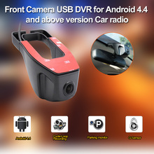Car DVR USB Camera night vision for Android6.0 7.1 4.4 above Auto DVD GPS Navigation Radio Stereo System Driving Video HD1080P