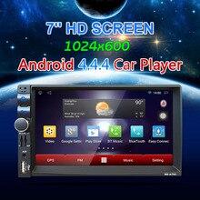 LESHP Android 4.4.4 Coche DVD GPS Jugador 1028*600 Capacitivo Pantalla Táctil de HD Radio Estéreo 8G/16G iNAND de Visión Trasera cámara