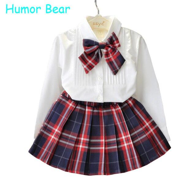 4cf758e15 KidsTracksuit Humor Oso Otoño Ropa de Bebé Niña Niñas Sistemas de la Ropa de  Manga Larga