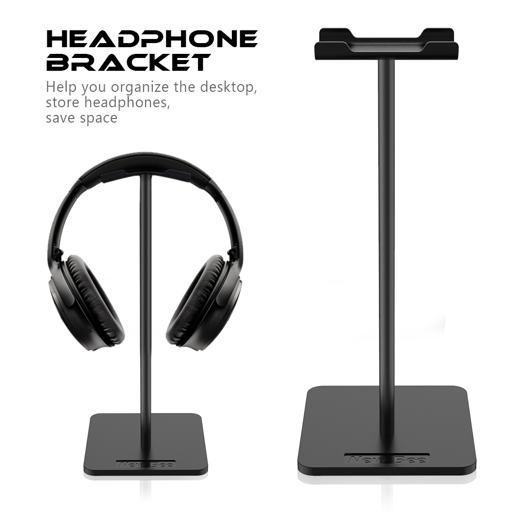 Modern Fashion Design Universal Earphone Headset Hanger Holder Headphone Stand Convenient Storage for Headphones