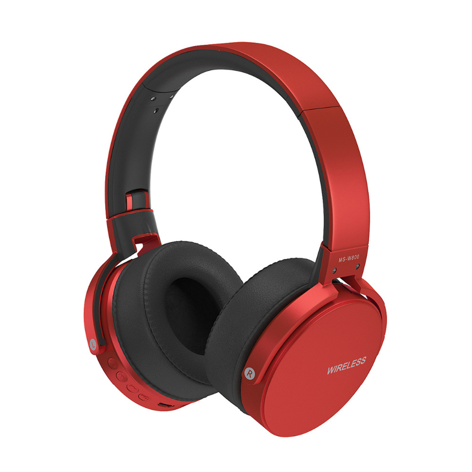 Noise Cancelling Wireless Bluetooth Headphones Headband HD Stereo Base Wireless Sports Music Headset with Microphone for phones