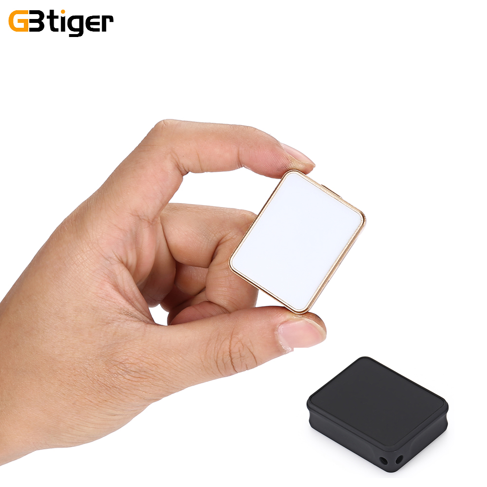 New Arrival K8 Multifunctional GPRS GPS Vibration Mini-Size Real-Time Position Tracker Geo-Fence Alarm Trajectory Query