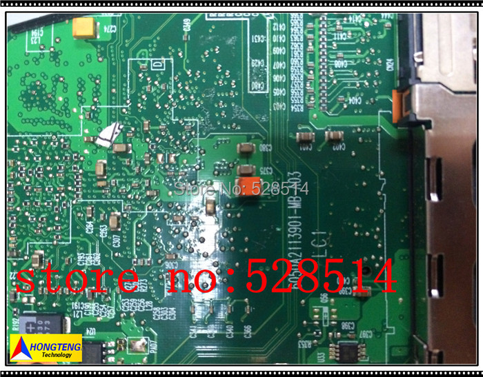 ФОТО Original 6050A2113901-MB-A03 for Acer TravelMate 6492G laptop motherboard  100% Test ok