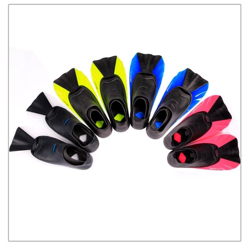Topis Professional Scuba Diving Equipment Fins Short Flippers