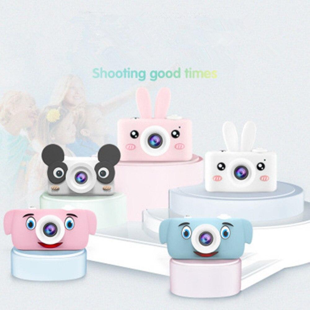 8MP De Projection HD appareil photo numérique Mini Kid Caméras Numérique Col Enfant Photographie caméra vidéo Cadeau pour Enfant jouets pour enfants Compact