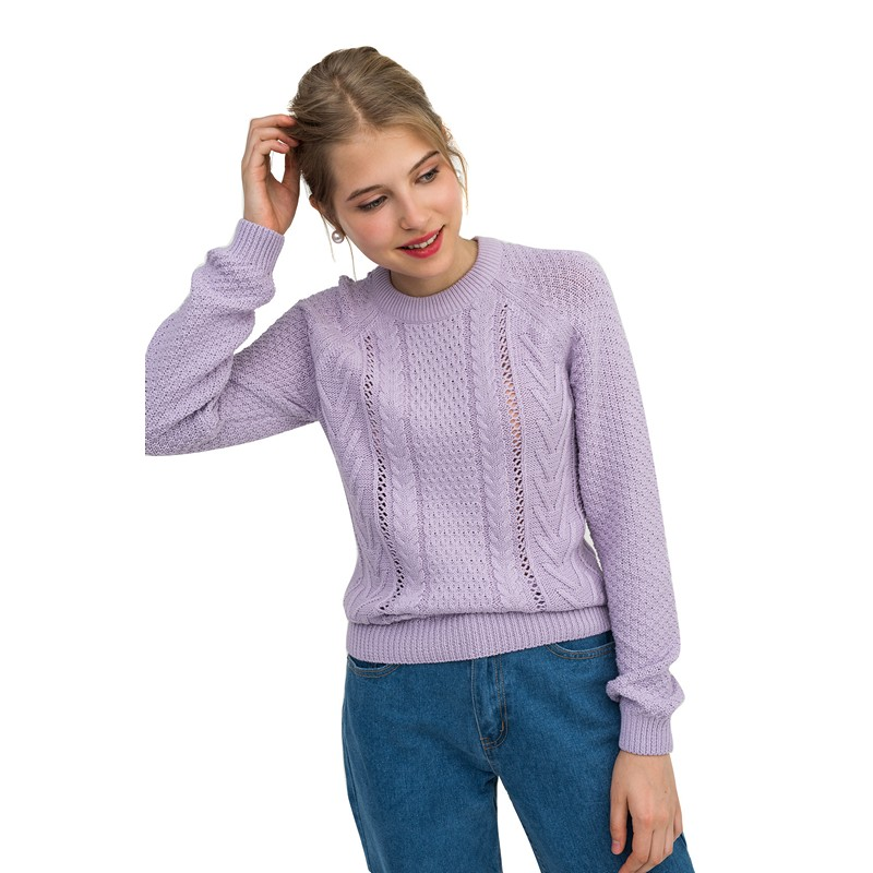 Sweaters befree 1831355871-87 jumper sweater pullover women clothes for female apparel TMallFS