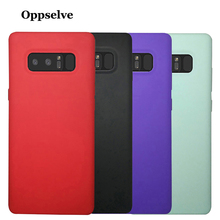 Oppselve Silicone Phone Cases For Samsung S10 S9 S8 Plus + Luxury Case S10e Capinhas Galaxy Note 9 8