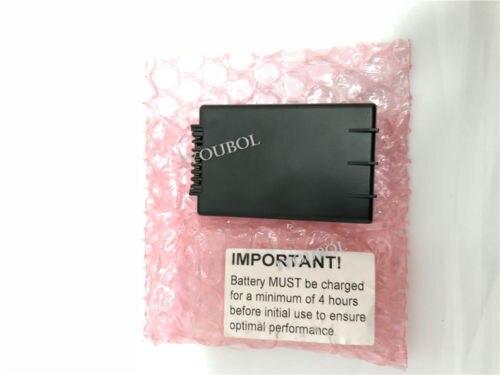 3.7V 2200mAh 8.1Wh Battery for Honeywell Dolphin 6100 original disassemble for honeywell dolphin 6100 6500 battery cover