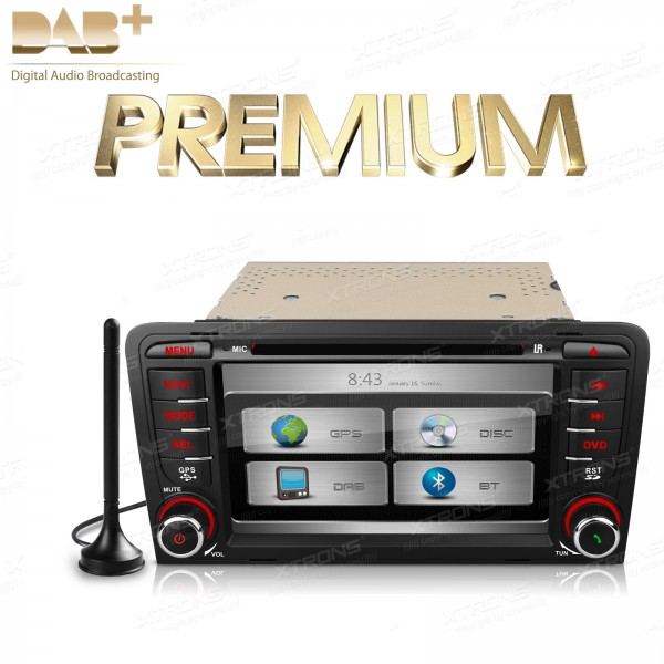 xtrons 7 2 din car audio stereo hd touch screen mp5 dvd. Black Bedroom Furniture Sets. Home Design Ideas