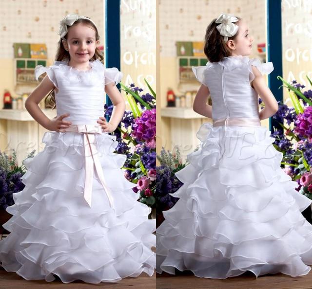 girls floor length formal dresses