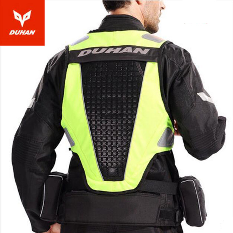 2018 new knight equipment duhan motorcycle reflective vest