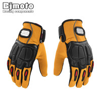 Winter Warm Motorcycle Gloves Motorcross Street Bike Gloves Waterproof Windproof For Kawasaki Protective Gloves Guantes Moto