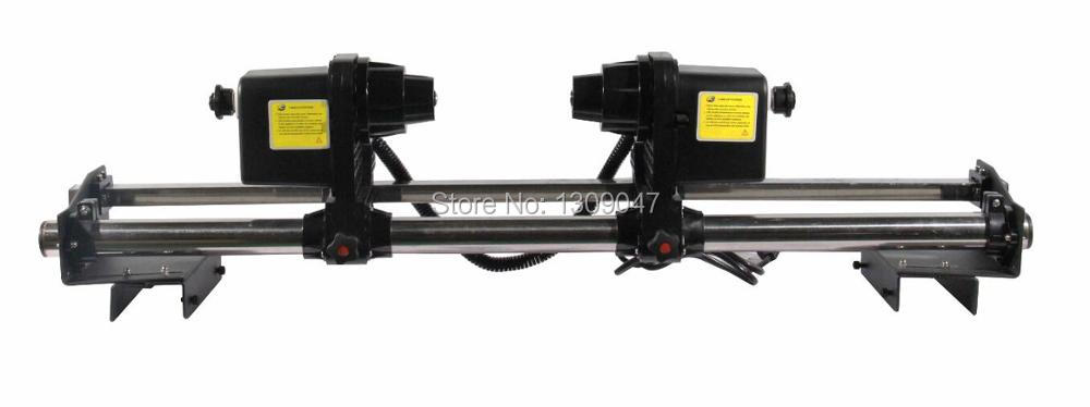 Mimaki printer Take up Reel System Paper Collector printer paper receiver +2 motor for Roland Mimaki Mutoh plotter printer mimaki printer take up reel system motor for roland mimaki mutoh printer take up reel system