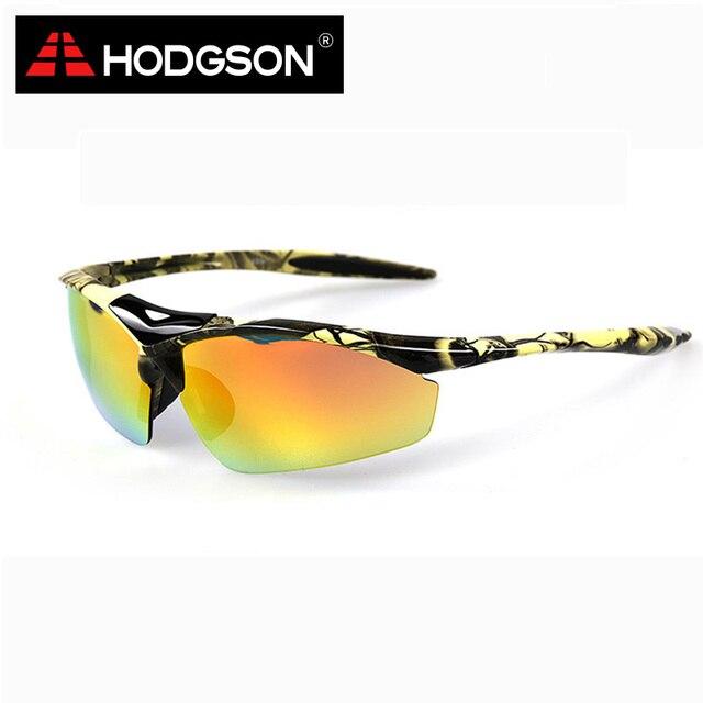 c5e2d6951b9 HODGSON 1001 Stylish Cycling Glasses Men Semi-rimless UV400 Bicycle Sunglasses  Female Sport Eyewear Goggle with Myopic Frame