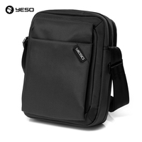 YESO Men Business Messenger Bag Famous Brand Waterproof Oxford Casual Outdoor Cross Body Bags Mens Simple