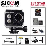 Original SJCAM SJ7 Star Action Camera Ultra HD 4K Yi WiFi Sports DV Ambarella A12S75 2