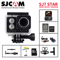 Original SJCAM SJ7 Star Action Camera Ultra HD 4K Yi WiFi Sports DV Ambarella A12S75 2