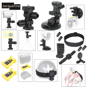 Jacqueline for Head Mount Kit Accessories for Sony Action Cam HDR AS15 AS20 AS200V AS30V AS100V AZ1 mini FDR-X1000V/W 4 k(China)