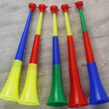 Fan-Cheering Football-Trumpet VUVUZELA Horns Loudspeaker World-Long 60cm 2sets/Lot