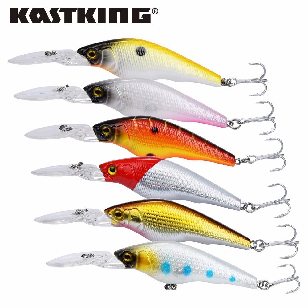 Kastking 2017 New 85mm 7g Best Quality 1pc Fishing Bait