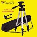 WEIFENG WT3110A Профессиональный Штатив Камеры для Canon EOS Rebel T2i T3i T4i и для Nikon D7100 D90 D3100 DSLR