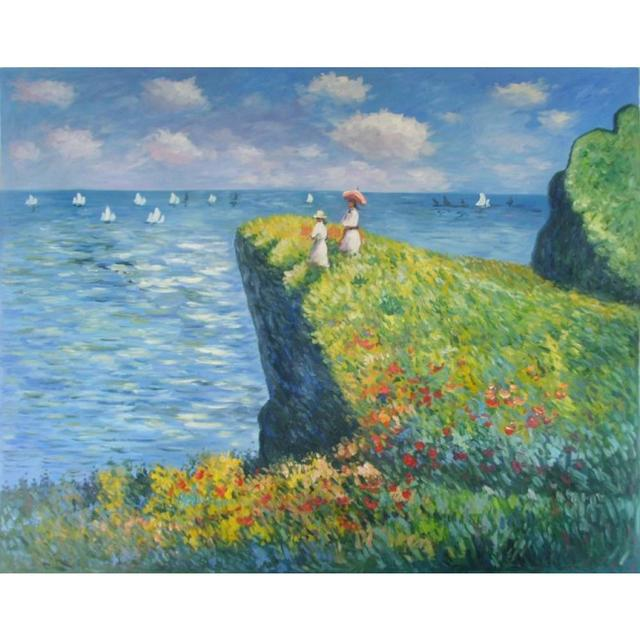 Sunshine Across the Cliffs | Paint with Kevin Hill | Landscape ...