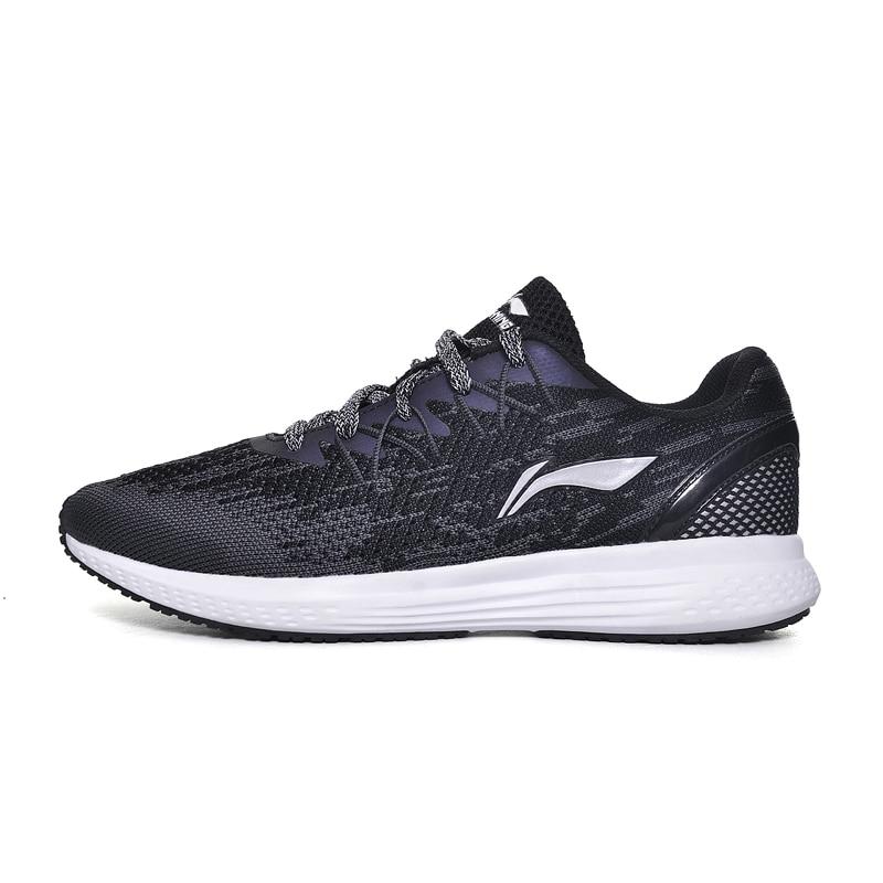 Li-ning femmes 2017 vitesse étoiles coussin chaussures de course respirant baskets Textile léger doublure chaussures de Sport ARHM082 XYP472 - 5