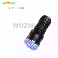 WOZNIAK Protable LOCA UV 21 LED UV 경화 라이트 램프 휴대 전화 패드 터치 스크린 수리 UV 경화