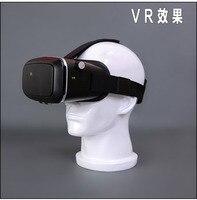 Бесплатная Доставка! Завод прямые продажи Для мужчин VR манекен головы модель для VR и Стекло и шляпа Дисплей