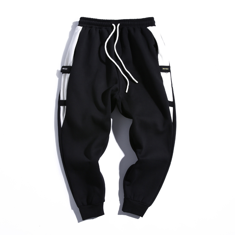 2018 fashion wildThe Wind In Japanese New listing Pattern Haren Male Leisure Time Pants Favourite Free shipping