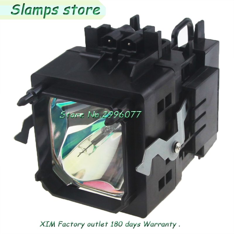 Brand New TV Lamp With Housing XL-5100 XL5100 F93087600 Bulbs For SONY TV KDS-R50XBR1 180 Days Warranty