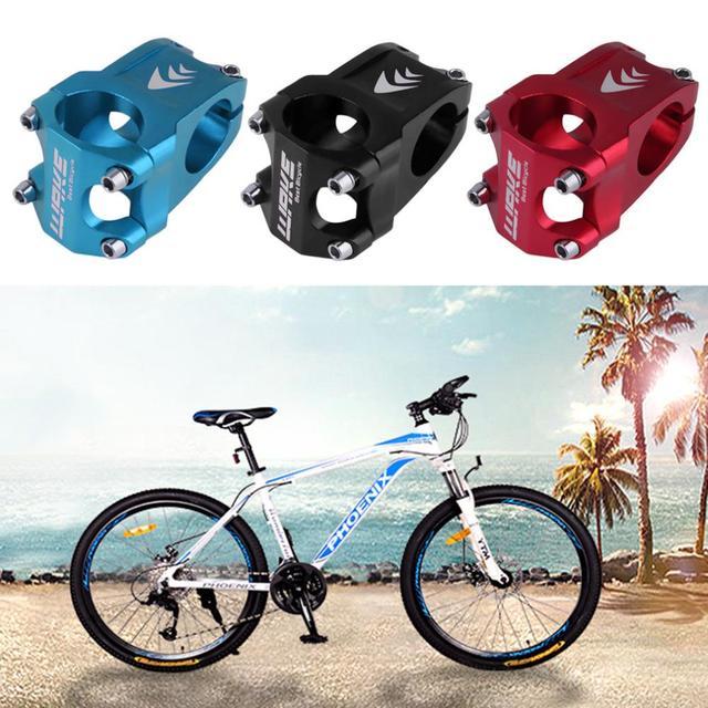 31.8mm High-strength Aluminium Alloy Bicycle Stem Road MTB Mountain Bike Stem Bicycle Parts Cycling Handlebar Stem