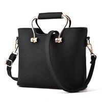 Factory Direct Women S Handbag 2017 Brand New PU Leather Handbag Korean Style Fashion Casual Messenger