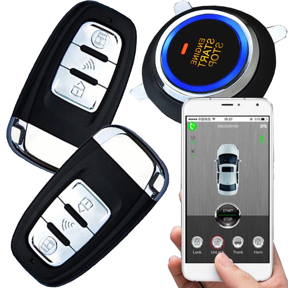 Смарт мобильный gps автосигнализации система с онлайн в реальном времени gps функцию отслеживания самовозгорания кнопка старт/стоп кнопка ст