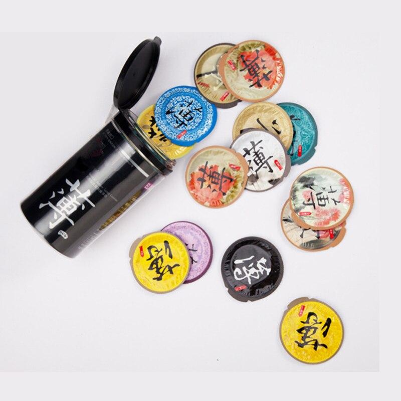 Safer Sex Begeistert Natürliche Latex Kondome Verzögerung Ejakulation Penis Hahn-hülse Intimen Waren Für Sex Ultra Dünne Sensation Kondom Für Männer Sex Produkt Schönheit & Gesundheit