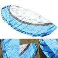 2.5 m Brinquedos Ao Ar Livre da Mosca Pipa Linha Dupla Conluio Parafoil Parachute Desporto Divertimento Fácil Pipa Voando Crianças Adultos # LD789