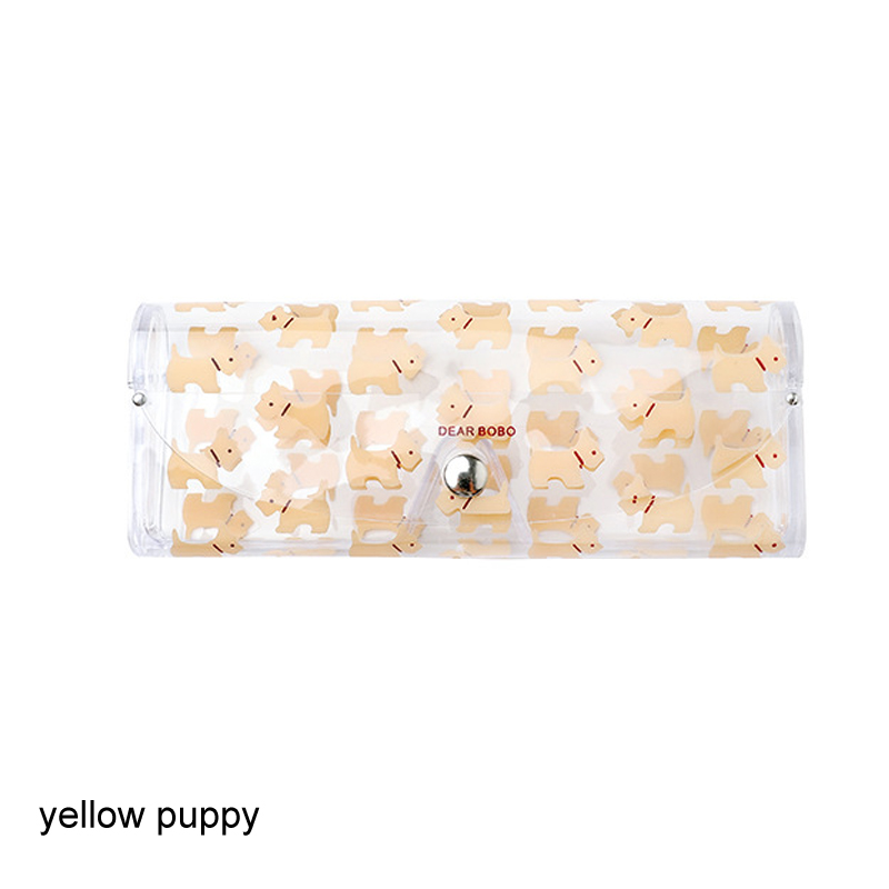 b452e186f90 Cartoon Nice Fashion 1 Pcs Eyewear Accessoires Sunglasses Glasses Case Cute  Clear Protection Carry Box