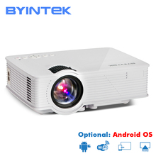 BYINTEK SKY BT140 Android Cinema Portable Video HD USB HD Mini LED Projector for Home Theater стоимость